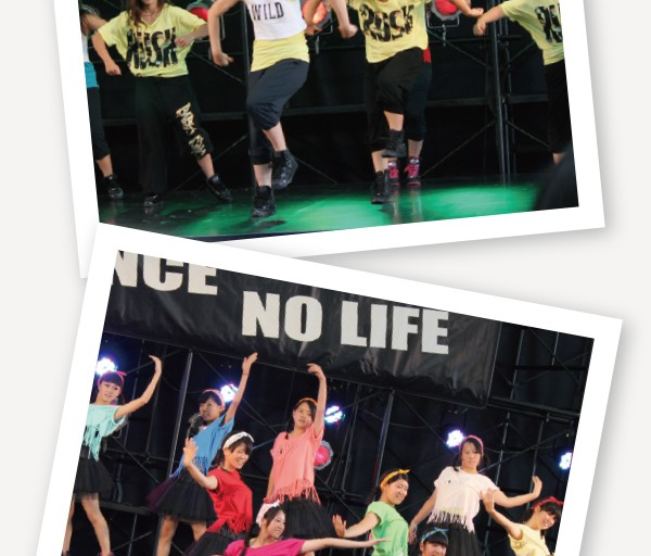 NO DANCE NO LIFE in KIX