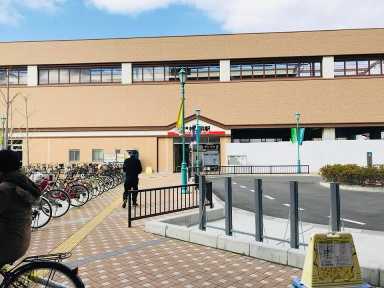 南海松ノ浜駅