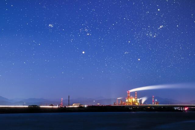 全国工場夜景カード