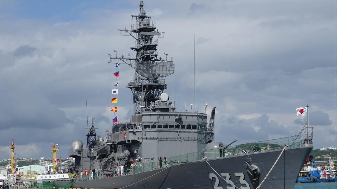 堺泉北港50周年記念護衛艦一般公開