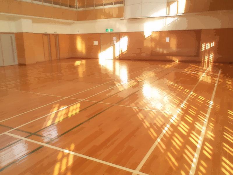 3月2日から泉大津総合体育館は臨時休館