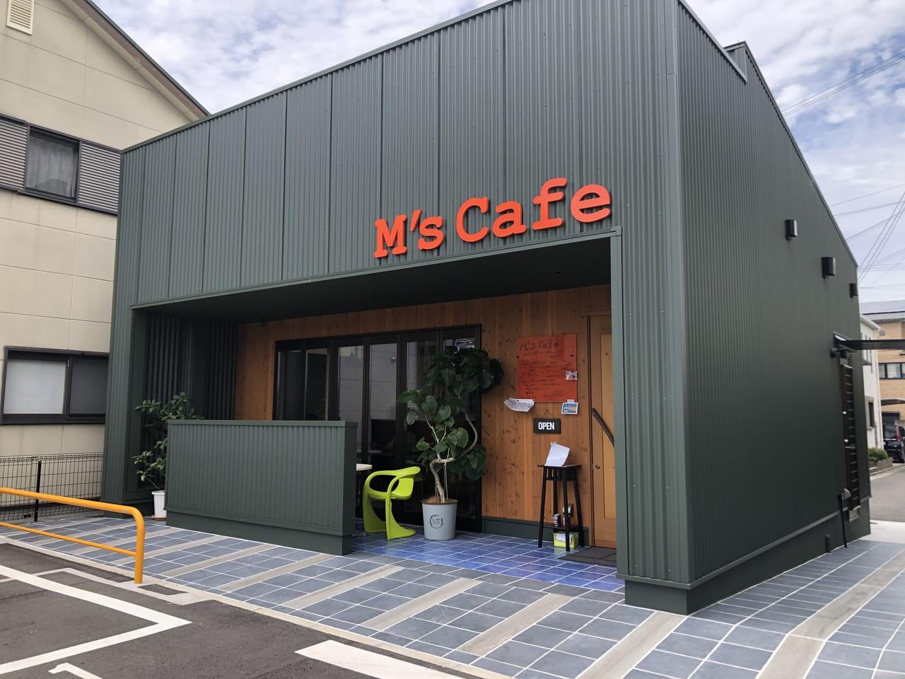 M,sCafe忠岡町