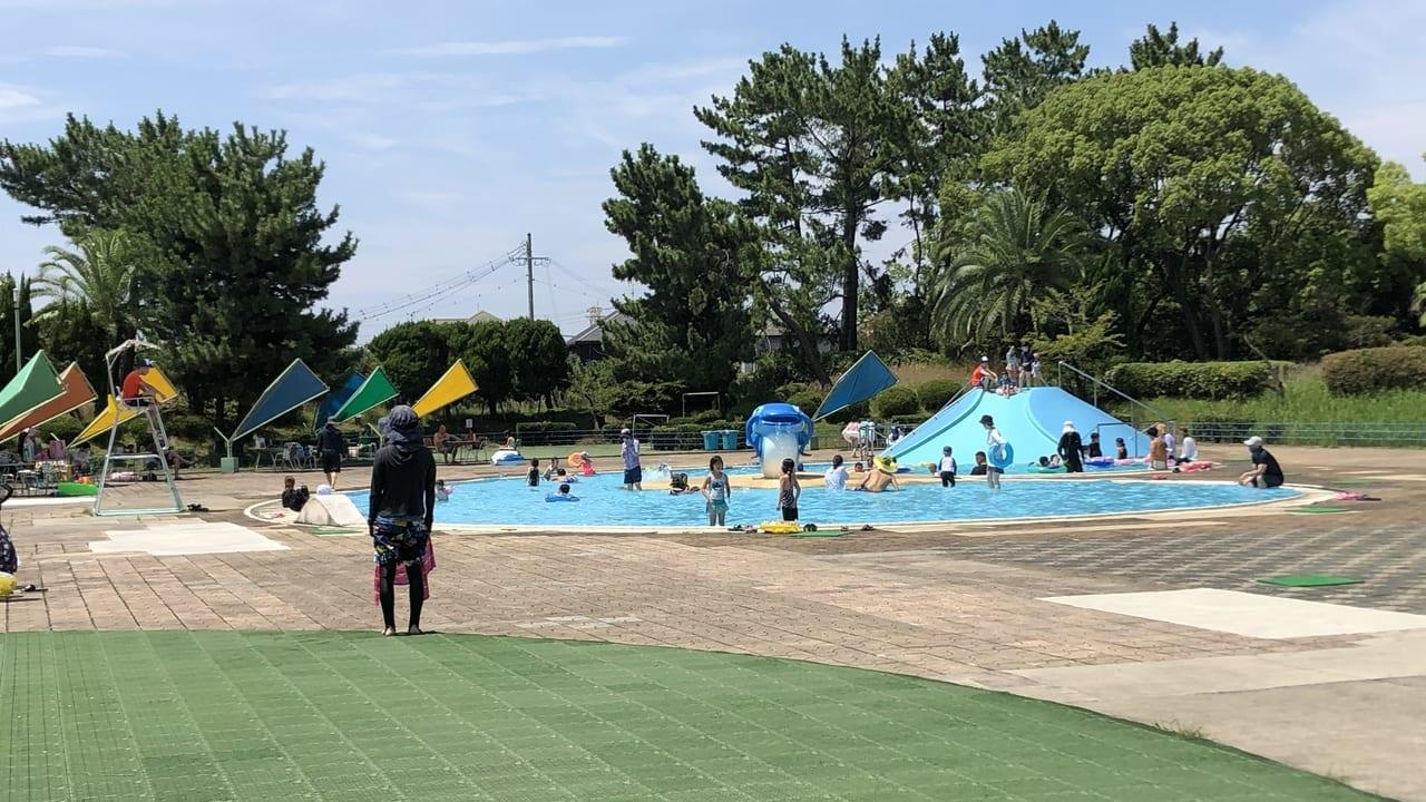 泉大津市助松公園プール
